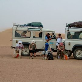 Stage carnet de voyage Grand Sud, Alain MARC, Erg Lihoudi Maroc 1999