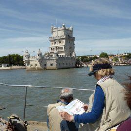 Stage carnet de voyage à Lisbonne, Alain MARC Portugal 2016
