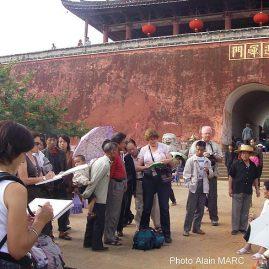 Stage carnet de voyage au Yunnan 2008