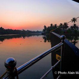 Traversée de l'Inde du Sud, stage carnet de voyage aquarelle : le résumé.