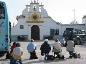 Stage carnet de voyage des routes romantiques, Alain MARC Andalousie Espagne 2008