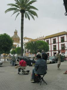 Stage aquarelle - carnet de voyage en Andalousie Alain MARC, Espagne 1997