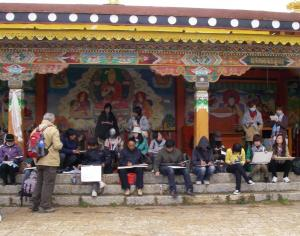 Stage carnet de voyage au Yunnan, Alain MARC Chine 2014