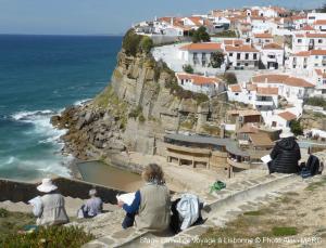 Stage carnet de voyage à Lisbonne, Alain MARC Portugal 2015