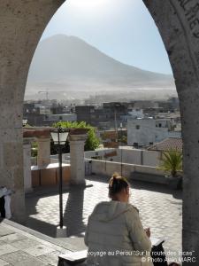Stage carnet de voyage au Pérou sur la route des Incas e, Alain MARC 2014