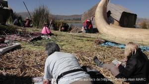 Stage carnet de voyage au Pérou sur les lacs de l'Altiplano Alain MARC 2014