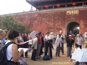 Stage carnet de voyage au Yunnan